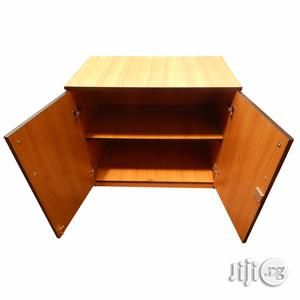 CMS Wooden Cabinet - Low Height | Furniture for sale in Lagos State
