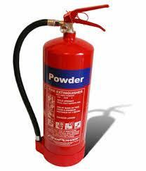 ANGUS Top Brand Fire Extinguisher