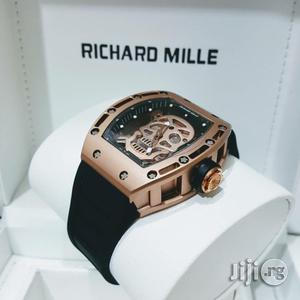 Richard Mille Skullcap Wristatch   Watches for sale in Lagos State, Oshodi