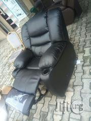 Complete Set of High Quality Leather Reclining Sofa Chair | Furniture for sale in Lagos State, Maryland