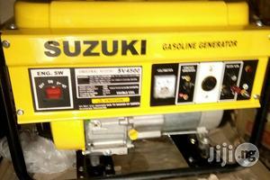 Suzuki Petrol Generator Set.4.5kva | Electrical Equipment for sale in Rivers State, Port-Harcourt