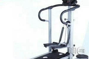 Stepper With Manual Treadmill   Sports Equipment for sale in Abuja (FCT) State