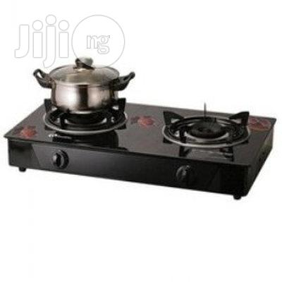 Kinelco Glass Surface Table Top Gas Cooker