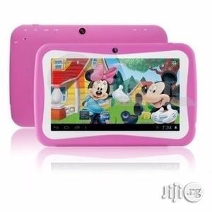 """7"""" Kids Educational Android Tablet - Pink 