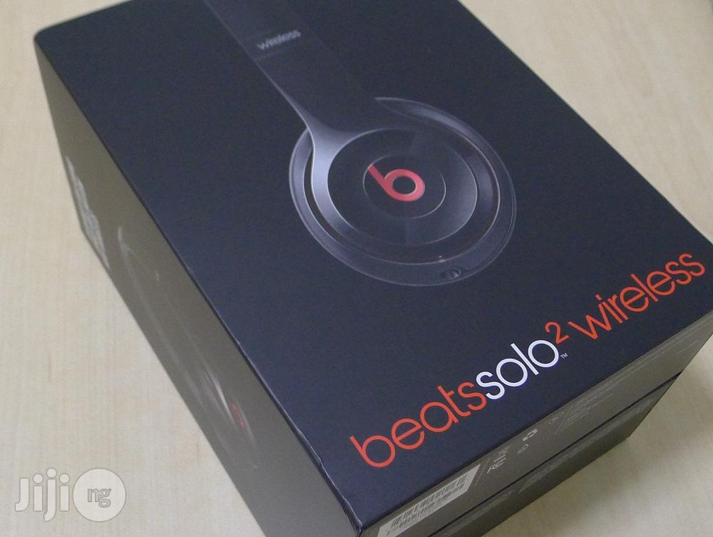 Brand New Beats by Dre Solo 2 Wireless Headphone 2.0