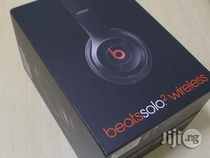 Brand New Beats by Dre Solo 2 Wireless Headphone 2.0 | Headphones for sale in Lagos State, Ojodu
