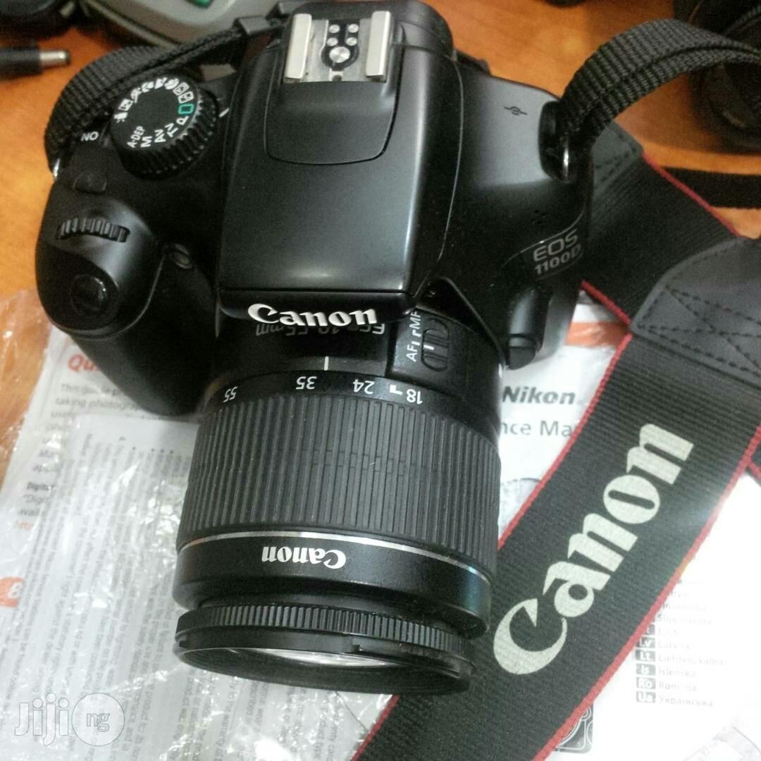 Canon EOS 1100D UK Used Camera