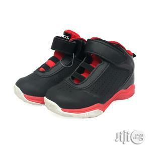 Red Sole and Black Canvas for Toddler | Children's Shoes for sale in Lagos State, Lagos Island (Eko)