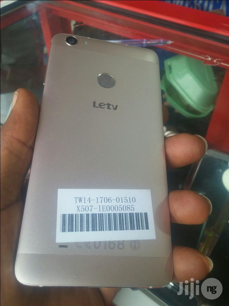 Uk Used Leeco Le 1s Gold 32 GB | Mobile Phones for sale in Ikeja, Lagos State, Nigeria