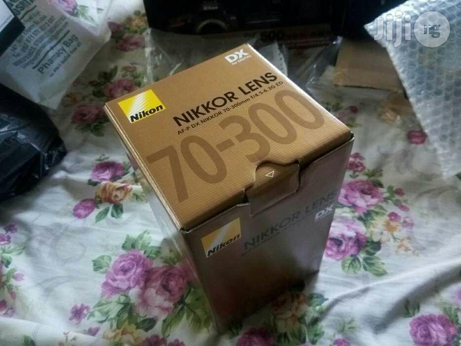 Brand New Nikon AF-P DX Nikkor 70-300mm F/4.5-6.3g ED Lens