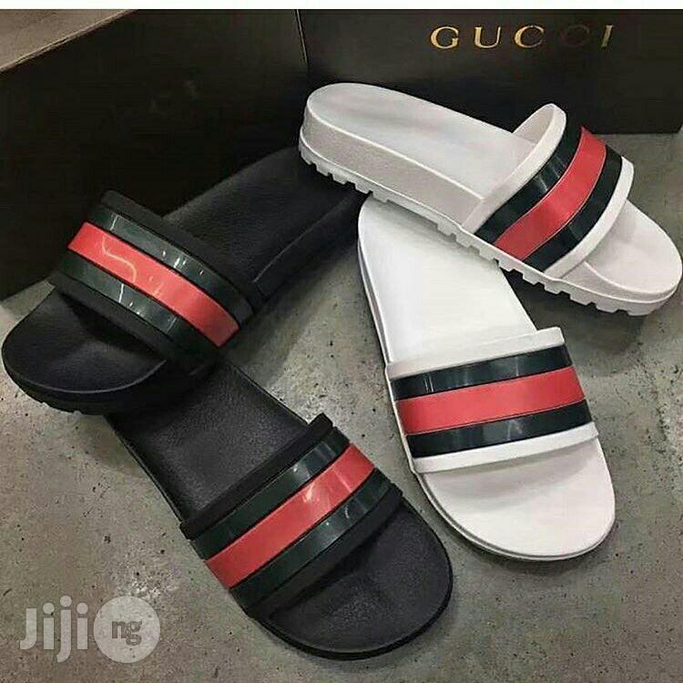Archive: Gucci Flip Flops in Ojo