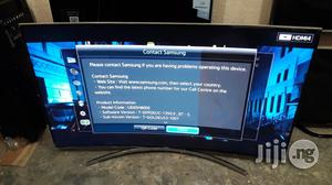 Samsung 55 Nches Smart Curved UHD 4k TV 3D UE65H8000 | TV & DVD Equipment for sale in Lagos State, Ojo