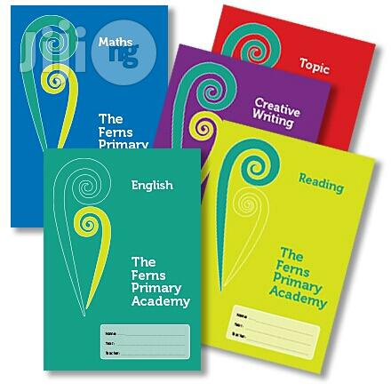 Quality Exercise Books For Schools And Parties | Books & Games for sale in Lagos State, Nigeria