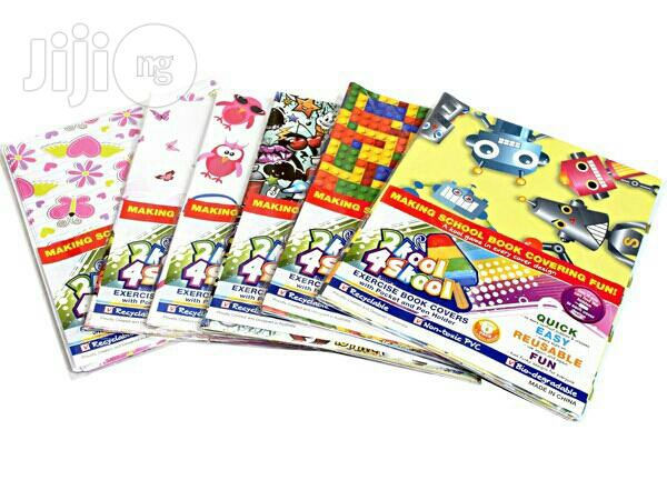Quality Exercise Books For Schools And Parties