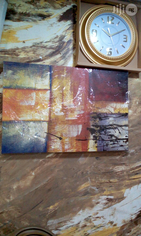 Wall Flams /Wall Clock