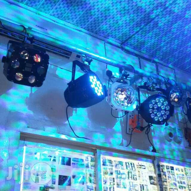Club And Stage Lightings