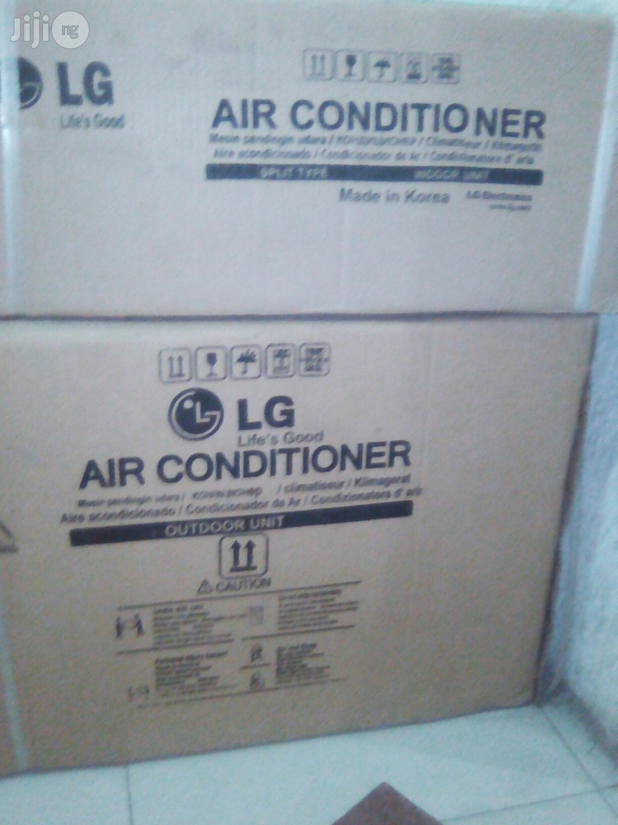 LG Split A C 1.5 HP