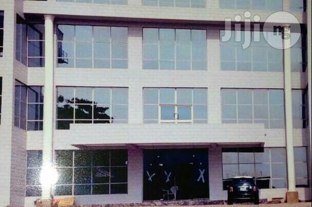 A Newly Built Office Plaza Opposite UTC at Area 10, Garki Abuja.