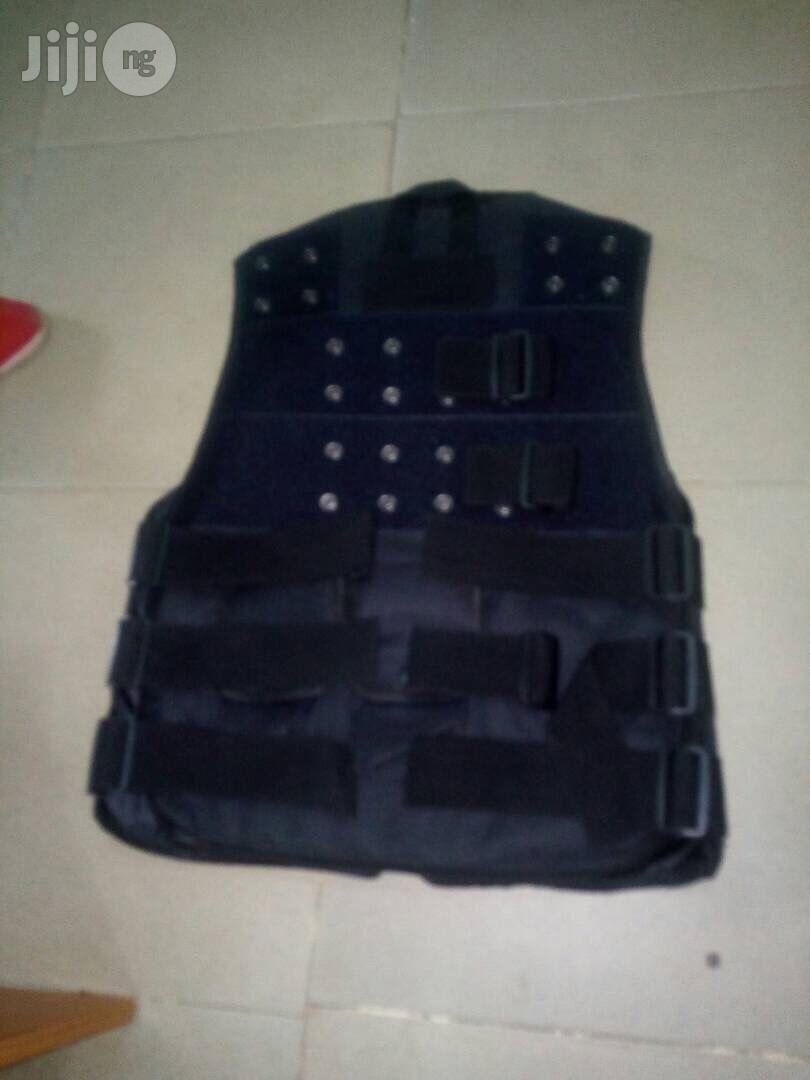 Frag Jack Vest/Full Option Gadgets Carrier