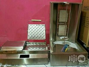 Shawarma Machine & Double Griddle/Toaster | Restaurant & Catering Equipment for sale in Abuja (FCT) State, Central Business Dis