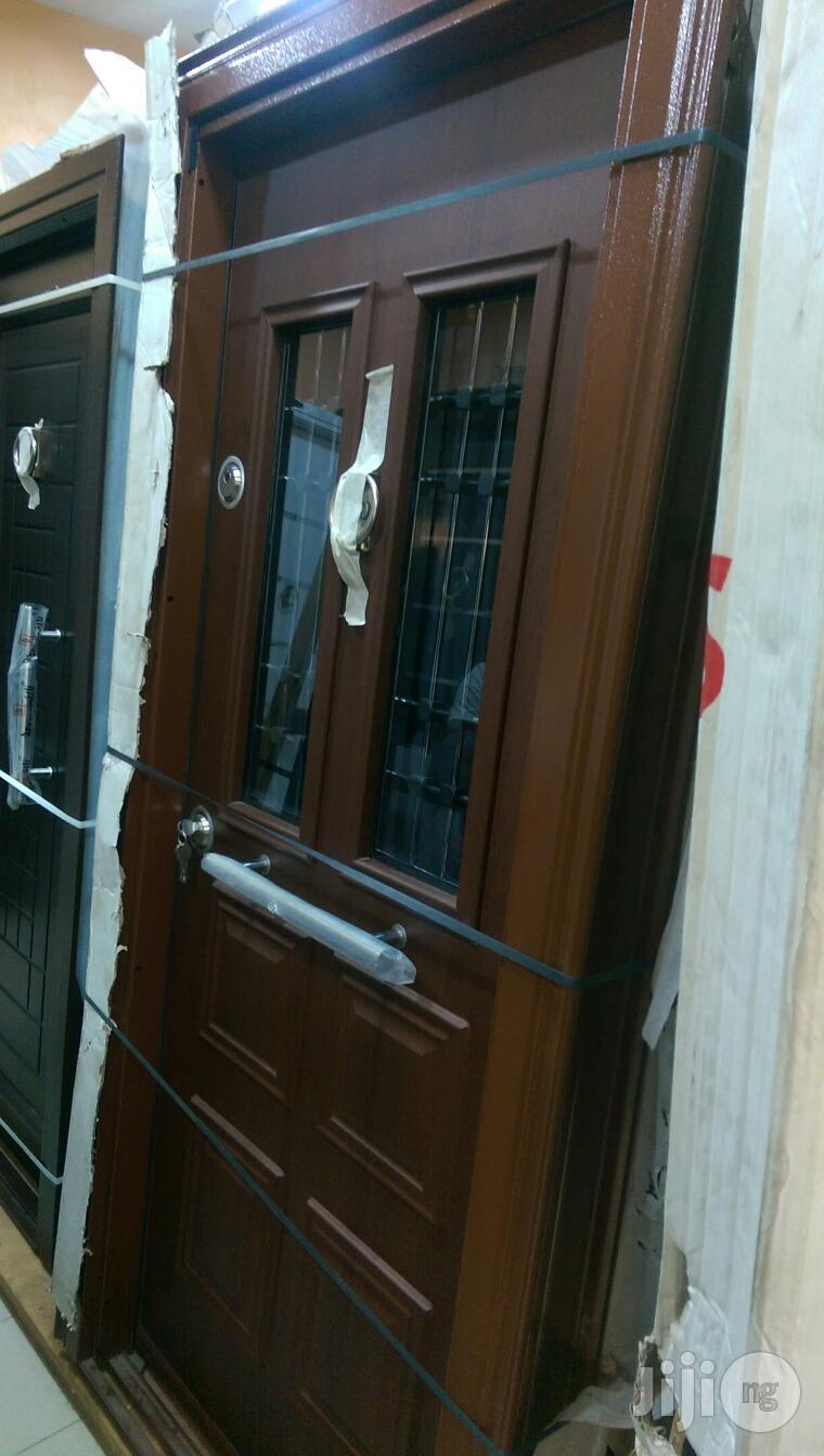 Archive: Turkey Special Security Steel Door