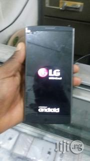 Clean Uk Used LG V10 Black 32 GB | Mobile Phones for sale in Lagos State, Ajah