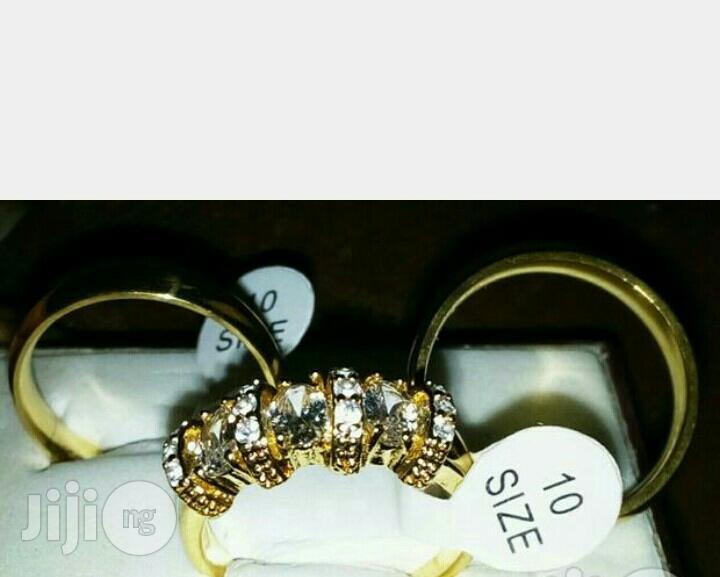 Bruney Gold Wedding Ring