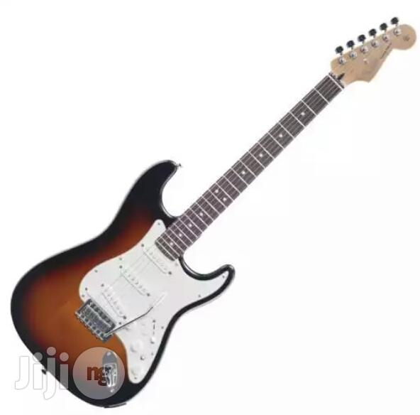 Electric Lead Guitar- 6 Strings | Musical Instruments & Gear for sale in Surulere, Lagos State, Nigeria